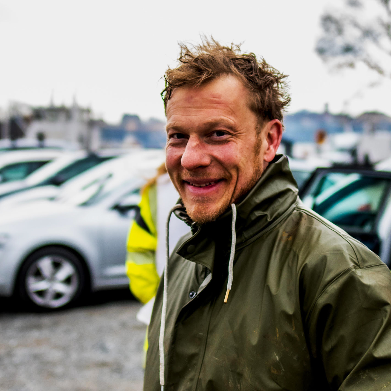 Profile picure of Fredrik Johansson